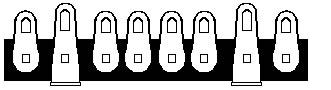 Standard Size Terminal Strip