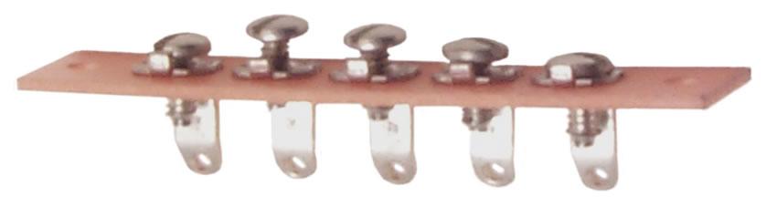 Binding Post Style Terminal Strip Board