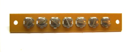 Binding Post Style Terminal Strip Board